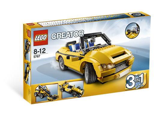 レゴ 5767 レゴ クリエイター・クール・クルーザー