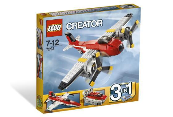レゴ クリエイター 7292 レゴ クリエイター・プロペラアドベンチャー