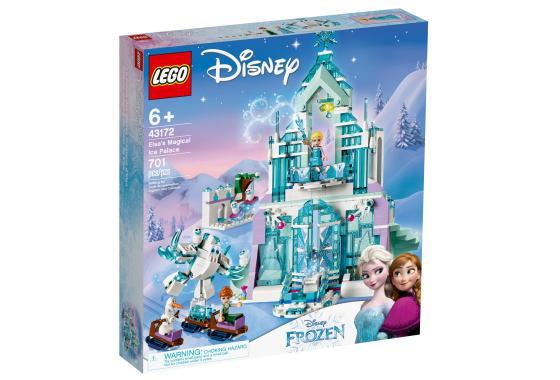 <title>LEGO Disney レゴ ●日本正規品● ディズニー 43172 アナと雪の女王 アイスキャッスル ファンタジー</title>