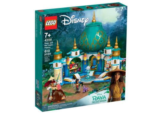 <title>LEGO Disney レゴ ディズニー 43181 ラーヤとハート パレス 新生活</title>