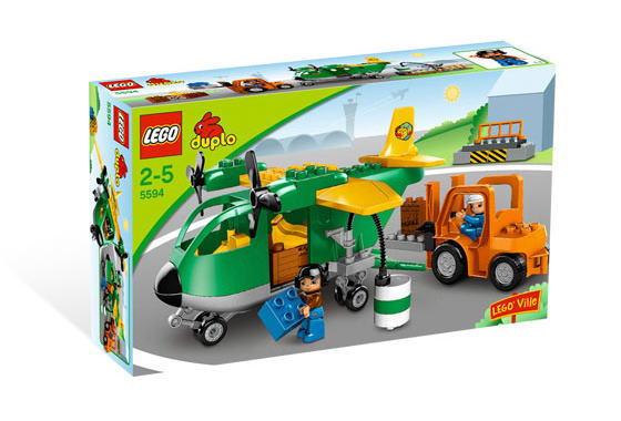 レゴ デュプロ 5594 Cargo Plane