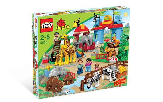 レゴ デュプロ 5635 みんなのどうぶつえん