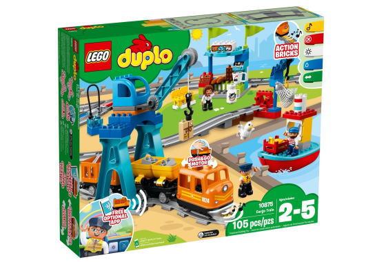 レゴ デュプロ 10875 キミが車掌さん!おしてGO機関車スーパーデラックス