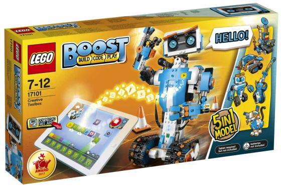 レゴ ブースト 17101 クリエイティブ・ボックス