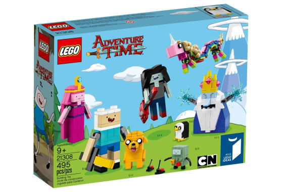 レゴ アイデア 21308 アドベンチャー・タイム #016
