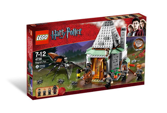 レゴ ハリーポッター 4738 ハグリッドの小屋