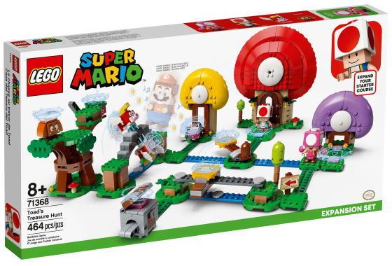 <title>LEGO Super Mario レゴ スーパーマリオ 71368 キノピオと宝さがし 35%OFF</title>