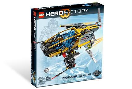 レゴ ヒーローファクトリー 7160 Drop Ship:未来屋 店