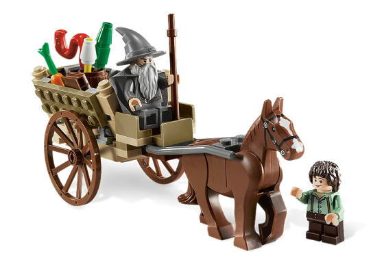 LEGO Lord of the Rings /  レゴ ロード・オブ・ザ・リング 9469 ガンダルフの登場