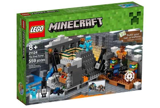 レゴ マインクラフト 21124 The End Portal