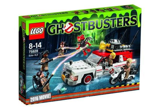 レゴ ゴーストバスターズ 75828 エクト 1&2