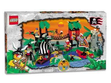 レゴ パイレーツ 6292 Enchanted Island