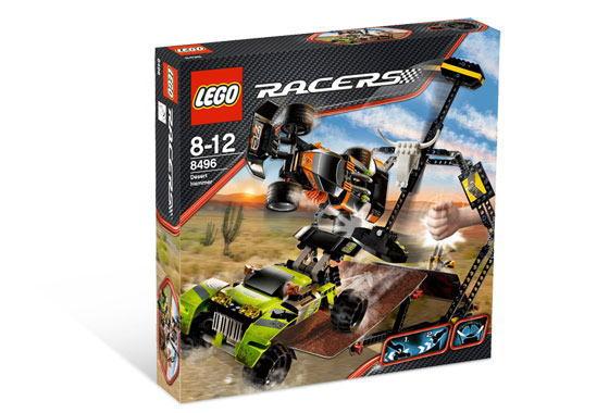 レゴ レーサー 8496 Desert Hammer