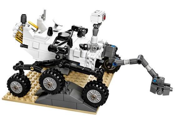 楽天市場】レゴ クーソー 21104 NASA マーズ・サイエンス ...