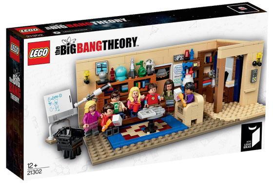 レゴ アイデア 21302 The Big Bang Theory #010