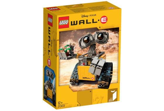 レゴ アイデア 21303 ウォーリー #012