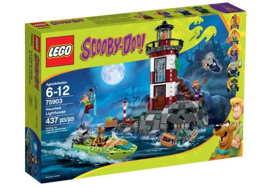 レゴ スクービー・ドゥー 75903 Haunted Lighthouse