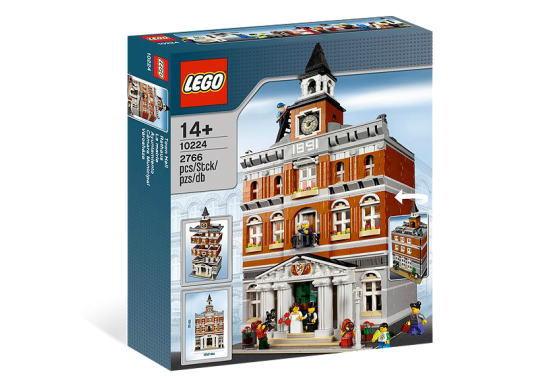 レゴ クリエイターエキスパート 10224 Town Hall