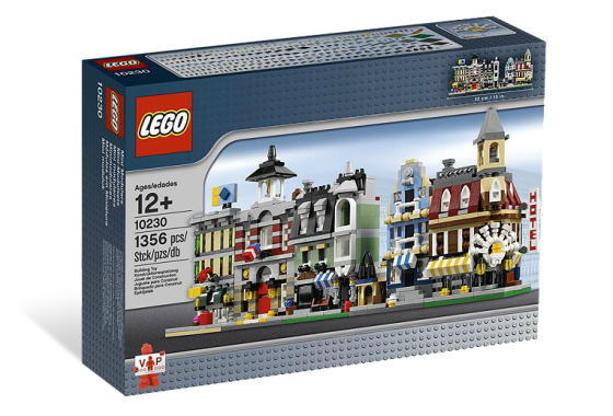 レゴ クリエイターエキスパート 10230 Mini Modulars