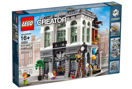 レゴ クリエイターエキスパート 10251 Brick Bank