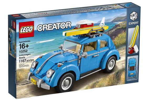 レゴ エキスパート 10252 Volkswagen Beetle