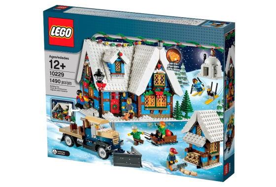 レゴ クリエイター エキスパート 10229 Winter Village Cottage