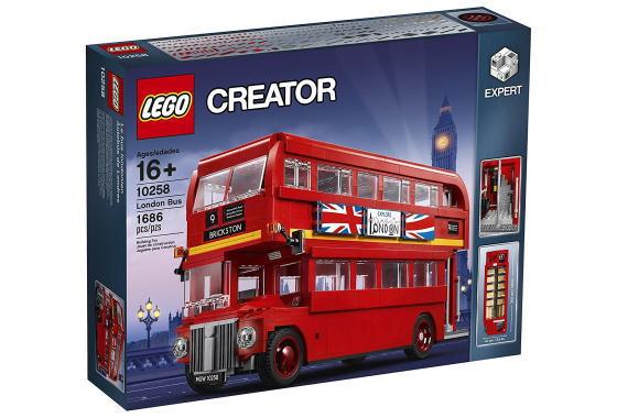 レゴ エキスパート 10258 London Bus