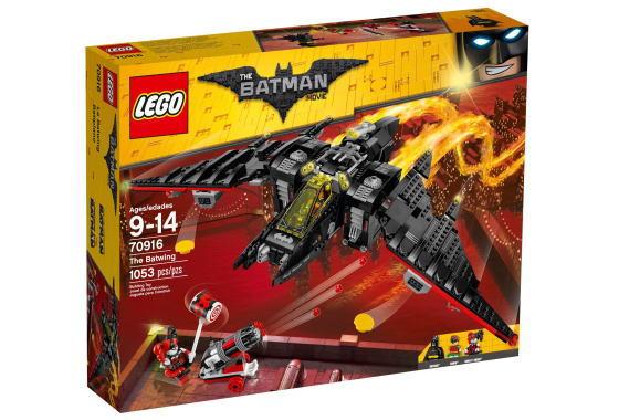 レゴ バットマンムービー 70916 バットウイング