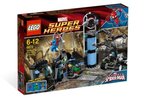 配送員設置 レゴ レゴ スーパーヒーローズ 6873 スパイダーマンの奇襲攻撃 6873 スパイダーマンの奇襲攻撃, エリモチョウ:f577d51a --- kventurepartners.sakura.ne.jp