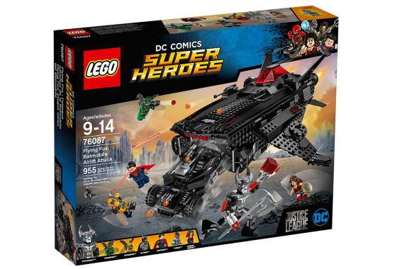 レゴ スーパーヒーローズ 76087 フライングフォックス:バットモービル・エアーリフト・アタック