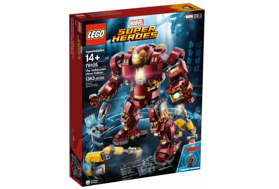レゴ スーパーヒーローズ 76105 The Hulkbuster: Ultron Edition