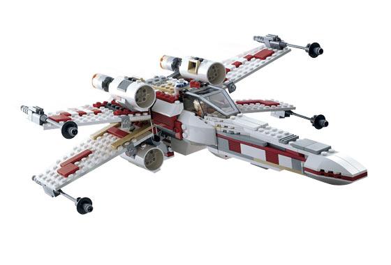レゴ スターウォーズ 6212 X,wing Fighter 未来屋 楽天市場店
