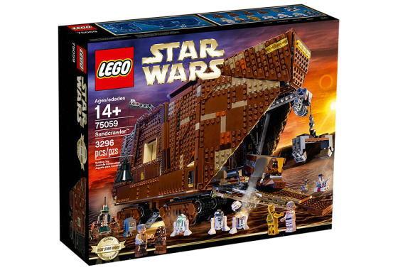 レゴ スターウォーズ 75059 Sandcrawler