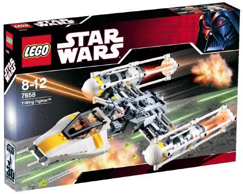 レゴ スターウォーズ 7658 Y-ウイング・ファイター