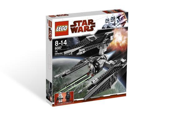 レゴ スターウォーズ 8087 TIE Defender