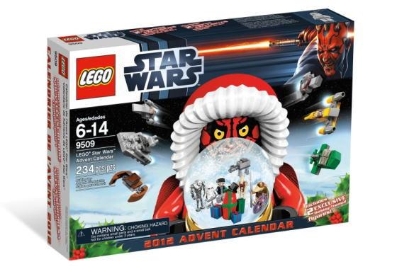 レゴ スターウォーズ 9509 レゴ スター・ウォーズ アドベントカレンダー (2012)