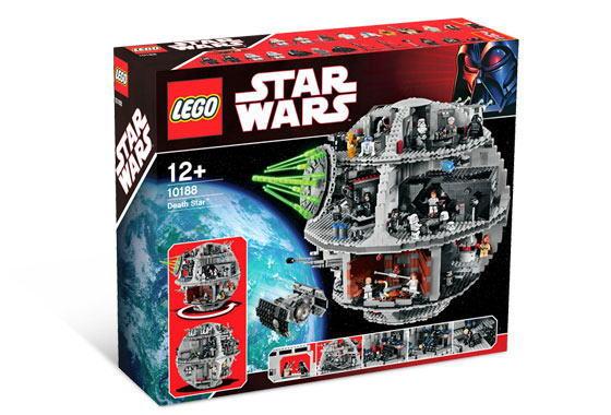 レゴ スターウォーズ 10188 Death Star