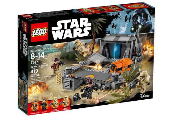 レゴ スターウォーズ 75171 スカリフの戦い