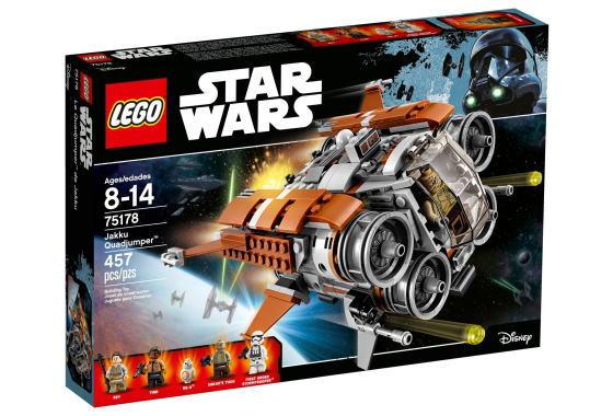 レゴ スターウォーズ 75178 ジャクーのクワッドジャンパー