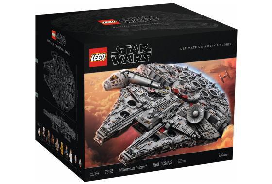 レゴ スターウォーズ 75192 Millennium Falcon