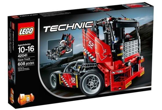 レゴ テクニック 42041 Race Truck