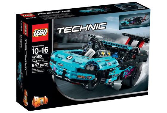 レゴ テクニック 42050 ドラッグレーサー