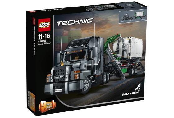 レゴ テクニック 42078 MACK アンセム