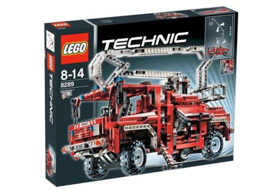 レゴ テクニック 8289 Fire Truck