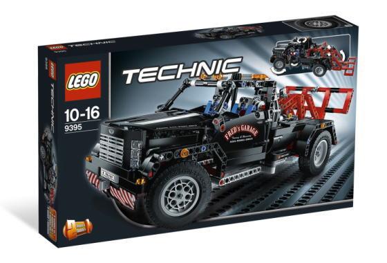 レゴ テクニック 9395 ピックアップ・トラック