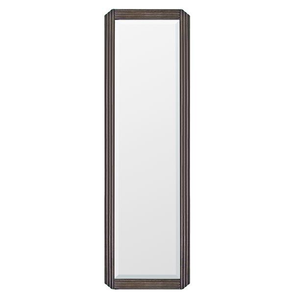 ウッドフレームミラー 家具調ミラー インテリア 壁掛け鏡 角型ミラー