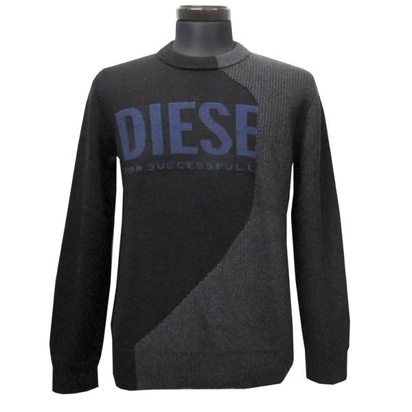 ディーゼル DIESEL セーター ニット メンズ(24064)