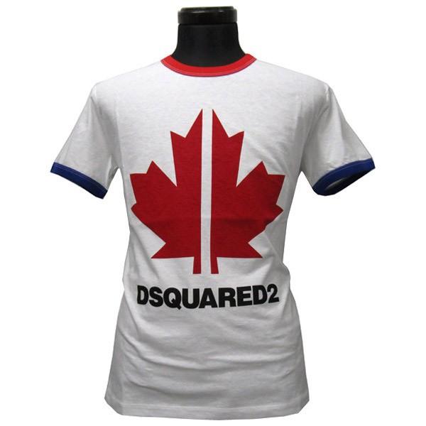 ディースクエアード DSQUARED2 Tシャツ 半袖 メンズ(25036)