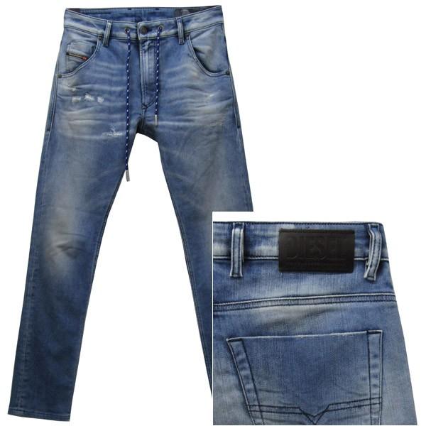 ディーゼル DIESEL Jogg Jeans デニム パンツ メンズ(25062)