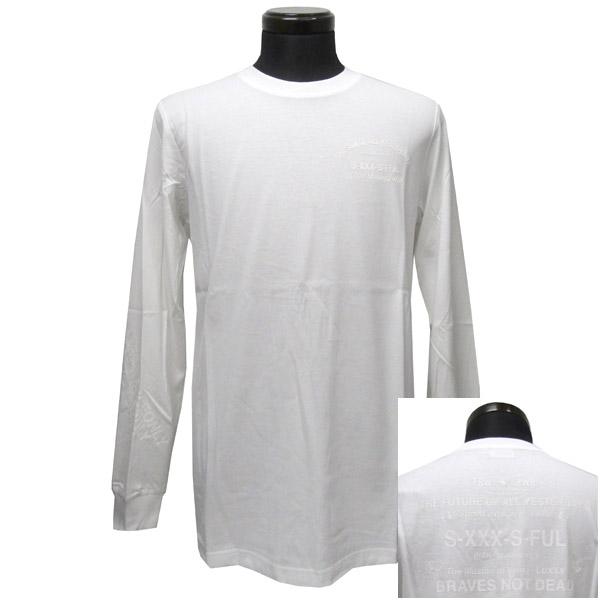 ディーゼル DIESEL ロング Tシャツ メンズ(26016)